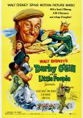 "Постер 4 из 6 из фильма ""Дарби О'Гилл и маленький народ"" /Darby O'Gill and the Little People/ (1959)"