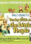 "Постер 6 из 6 из фильма ""Дарби О'Гилл и маленький народ"" /Darby O'Gill and the Little People/ (1959)"