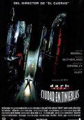 """Постер 9 из 9 из фильма """"Темный город"""" /Dark City/ (1998)"""