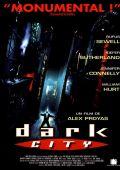"""Постер 7 из 9 из фильма """"Темный город"""" /Dark City/ (1998)"""