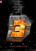 """Постер 8 из 15 из фильма """"Байкеры: 3"""" /Dhoom: 3/ (2013)"""