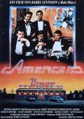 """Постер 2 из 2 из фильма """"Закусочная"""" /Diner/ (1982)"""