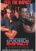 """Постер 3 из 3 из фильма """"Двойной удар"""" /Double Impact/ (1991)"""