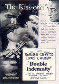 """Постер 8 из 20 из фильма """"Двойная страховка"""" /Double Indemnity/ (1944)"""