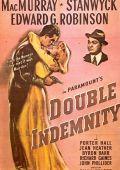 """Постер 2 из 20 из фильма """"Двойная страховка"""" /Double Indemnity/ (1944)"""