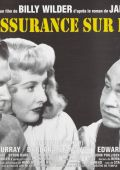 """Постер 13 из 20 из фильма """"Двойная страховка"""" /Double Indemnity/ (1944)"""