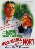 """Постер 11 из 20 из фильма """"Двойная страховка"""" /Double Indemnity/ (1944)"""
