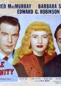 """Постер 17 из 20 из фильма """"Двойная страховка"""" /Double Indemnity/ (1944)"""