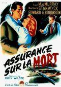 """Постер 19 из 20 из фильма """"Двойная страховка"""" /Double Indemnity/ (1944)"""