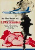 """Постер 7 из 14 из фильма """"Доктор Стрейнджлав, или как я научился не волноваться и полюбил бомбу"""" /Dr. Strangelove or: How I Learned to Stop Worrying and Love the Bomb/ (1964)"""