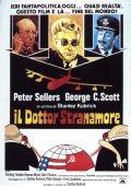 """Постер 5 из 14 из фильма """"Доктор Стрейнджлав, или как я научился не волноваться и полюбил бомбу"""" /Dr. Strangelove or: How I Learned to Stop Worrying and Love the Bomb/ (1964)"""