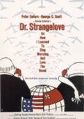 """Постер 4 из 14 из фильма """"Доктор Стрейнджлав, или как я научился не волноваться и полюбил бомбу"""" /Dr. Strangelove or: How I Learned to Stop Worrying and Love the Bomb/ (1964)"""