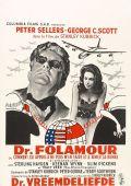 """Постер 8 из 14 из фильма """"Доктор Стрейнджлав, или как я научился не волноваться и полюбил бомбу"""" /Dr. Strangelove or: How I Learned to Stop Worrying and Love the Bomb/ (1964)"""