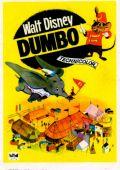 """Постер 2 из 16 из фильма """"Дамбо"""" /Dumbo/ (1941)"""