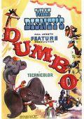 """Постер 6 из 16 из фильма """"Дамбо"""" /Dumbo/ (1941)"""