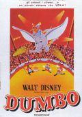 """Постер 8 из 16 из фильма """"Дамбо"""" /Dumbo/ (1941)"""