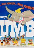 """Постер 11 из 16 из фильма """"Дамбо"""" /Dumbo/ (1941)"""