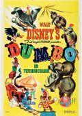 """Постер 13 из 16 из фильма """"Дамбо"""" /Dumbo/ (1941)"""