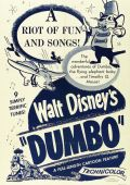 """Постер 14 из 16 из фильма """"Дамбо"""" /Dumbo/ (1941)"""