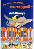 """Постер 9 из 16 из фильма """"Дамбо"""" /Dumbo/ (1941)"""