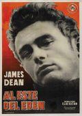 """Постер 16 из 21 из фильма """"К востоку от рая"""" /East of Eden/ (1955)"""