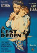 """Постер 19 из 21 из фильма """"К востоку от рая"""" /East of Eden/ (1955)"""