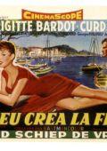 """Постер 10 из 13 из фильма """"И Бог создал женщину"""" /Et Dieu... crea la femme/ (1956)"""
