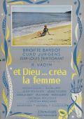 """Постер 13 из 13 из фильма """"И Бог создал женщину"""" /Et Dieu... crea la femme/ (1956)"""
