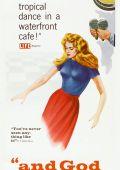 """Постер 3 из 13 из фильма """"И Бог создал женщину"""" /Et Dieu... crea la femme/ (1956)"""