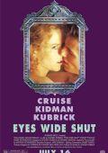 """Постер 1 из 15 из фильма """"С широко закрытыми глазами"""" /Eyes Wide Shut/ (1999)"""
