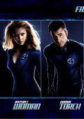 """Постер 18 из 30 из фильма """"Фантастическая четверка"""" /Fantastic Four/ (2005)"""