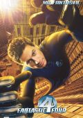 """Постер 26 из 30 из фильма """"Фантастическая четверка"""" /Fantastic Four/ (2005)"""