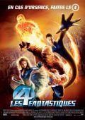 """Постер 23 из 30 из фильма """"Фантастическая четверка"""" /Fantastic Four/ (2005)"""