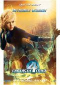 """Постер 16 из 30 из фильма """"Фантастическая четверка"""" /Fantastic Four/ (2005)"""