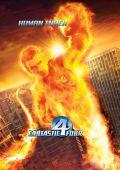 """Постер 13 из 30 из фильма """"Фантастическая четверка"""" /Fantastic Four/ (2005)"""