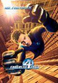 """Постер 15 из 30 из фильма """"Фантастическая четверка"""" /Fantastic Four/ (2005)"""