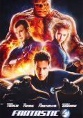 """Постер 21 из 30 из фильма """"Фантастическая четверка"""" /Fantastic Four/ (2005)"""