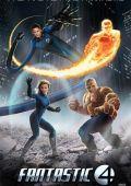 """Постер 29 из 30 из фильма """"Фантастическая четверка"""" /Fantastic Four/ (2005)"""