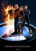 """Постер 28 из 30 из фильма """"Фантастическая четверка"""" /Fantastic Four/ (2005)"""