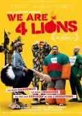 """Постер 4 из 11 из фильма """"4 льва"""" /Four Lions/ (2010)"""