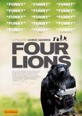 """Постер 7 из 11 из фильма """"4 льва"""" /Four Lions/ (2010)"""