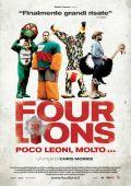 """Постер 3 из 11 из фильма """"4 льва"""" /Four Lions/ (2010)"""
