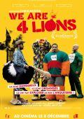 """Постер 8 из 11 из фильма """"4 льва"""" /Four Lions/ (2010)"""
