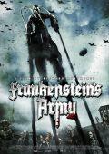 """Постер 1 из 1 из фильма """"Армия Франкенштейна"""" /Frankenstein's Army/ (2013)"""