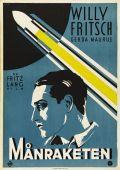 """Постер 4 из 7 из фильма """"Женщина на Луне"""" /Frau im Mond/ (1929)"""