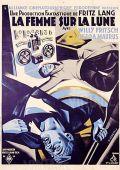 """Постер 7 из 7 из фильма """"Женщина на Луне"""" /Frau im Mond/ (1929)"""