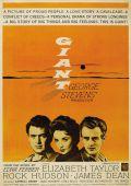 """Постер 20 из 21 из фильма """"Гигант"""" /Giant/ (1956)"""