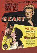 """Постер 8 из 21 из фильма """"Гигант"""" /Giant/ (1956)"""