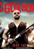 """Постер 5 из 6 из фильма """"Айда на Гоа и обратно"""" /Go Goa Gone/ (2013)"""