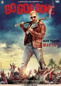 """Постер 2 из 6 из фильма """"Айда на Гоа и обратно"""" /Go Goa Gone/ (2013)"""